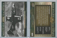 2012 Upper Deck, Goodwin Military Machines, #MM21 F9 Panther