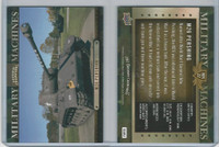 2012 Upper Deck, Goodwin Military Machines, #MM22 M26 Pershing