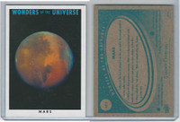 2013 Upper Deck Goodwin Wonders Of Universe, #WT-5 Mars