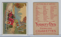 T37 Turkey Red, Automobile Series, 1910, Lozier Racer