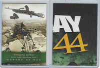 2014 Cardz, Canada At War, WWII, #101 Bren Light Machine Gun