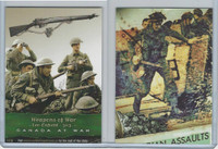 2014 Cardz, Canada At War, WWII, #103 Lee Enfield