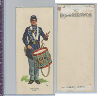 1960 LE Smith, Uniforms of Civil War, Drummer USA