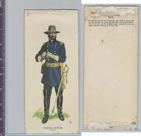1960 LE Smith, Uniforms of Civil War, General Officer USA