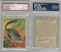 T29 Hassan Cigarettes, Animals, 1911, Fraser's Flying Squirel, PSA 4 VGEX