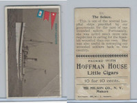 T40 Hoffman House Little Cigars, Battleships, 1910, #12 The Solace