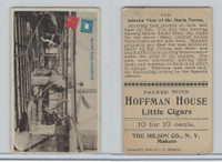 T40 Hoffman House Little Cigars, Battleships, 1910, #22 Marie Teresa, Cuba