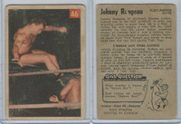 V337-1 Parkhurst, Wrestling, 1954, #46 Johnny Rougeau