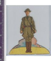 1940 Merrill, Soldiers, World War I & II, Officer (35)