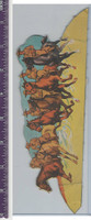 1940 Merrill, Soldiers, World War I & II, Cavalry Charge (75)
