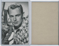 W Exhibit Movie & Recording Stars, 1950's, Alan Ladd
