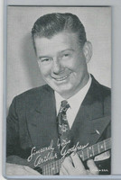 W Exhibit Movie & Recording Stars, 1950's, Arthur Godfrey