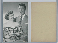 W Exhibit Movie & Recording Stars, 1950's, Betty Grove & Bert Parks