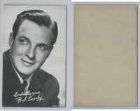 W Exhibit Movie & Recording Stars, 1950's, Bob Crosby