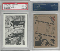 1985 FTCC, Three Stooges, #27 What Was The, PSA 8 NMMT