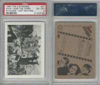 1985 FTCC, Three Stooges, #31 What Was The, PSA 6 EXMT