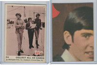 1967 Donruss, The Monkees, Sepia Series, #24