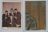 1967 Donruss, The Monkees, Sepia Series, #32