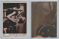 1967 Donruss, The Monkees, Sepia Series, #34