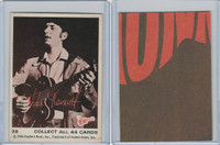 1967 Donruss, The Monkees, Sepia Series, #39