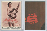 1967 Donruss, The Monkees, Sepia Series, #41