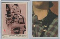 1967 Donruss, The Monkees, Sepia Series, #42