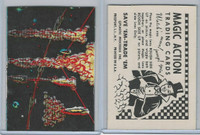 W510-3 Abbey, Magic Action Trading Cards, 1964, Rockets