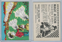 W510-3 Abbey, Magic Action Trading Cards, 1964, Boys Playing Cowboys
