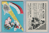 W510-3 Abbey, Magic Action Trading Cards, 1964, Bowling