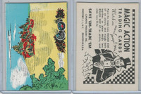 W510-3 Abbey, Magic Action Trading Cards, 1964, Bird Flying