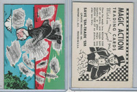 W510-3 Abbey, Magic Action Trading Cards, 1964, Boy With Cape