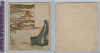 Victorian Card, 1890's, Bufford, JH, Shoe & Deer