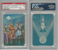 1940 Castell Card, Wizard Of Oz, #10 Cowardly Lion Hairdoo, PSA 5 EX