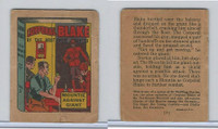 R25 American Chicle, Thrilling Stories, 1930's, Corporal Blake, #5 Mountie