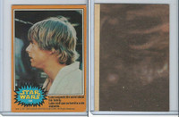 1977 O-Pee-Chee, Star Wars, 3rd Series, #182 Luke Suspects