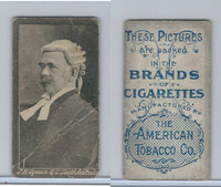 T426 American Tobacco Company, Celebrities, 1910, J.H. Symon, QC South Australia