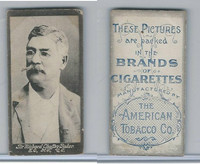 T426 American Tobacco Company, Celebrities, 1910, Sir Richard Chaffey Baker