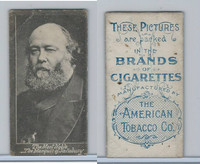 T426 American Tobacco Company, Celebrities, 1910, Most Noble Marquis Salisbury