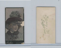 N89 Duke Cigarettes, Tinted Photos, 1887, (8)