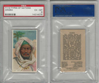 T113 Recruit, Types of Nations, 1910, Arabia, PSA 6 EXMT