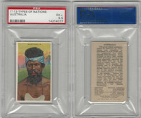 T113 Recruit, Types of Nations, 1910, Australia, PSA 5.5 EX+