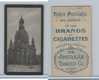 T430 American Tobacco, World Views, 1900, Dresden, Church of Our Lady