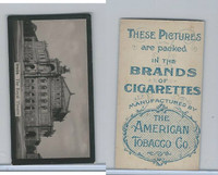 T430 American Tobacco, World Views, 1900, Dresden, Royal Theatre