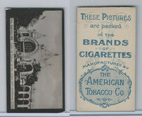 T430 American Tobacco, World Views, 1900, Paris, Exhibition 1900, Gate of Palace