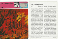 1979 Panarizon, Story Of America, #01.05 Chicago Fire