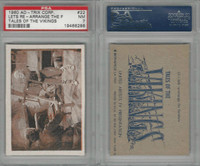 1960 Ad-Trix Corp., Tales of the Vikings, #22 Lets Re-Arrange, PSA 7 NM