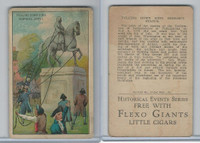 T70 ATC, Historical Events, 1910, Pull Down King George Statue (Large)