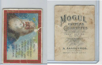 T112 Mogul Cigarettes, Toast Series, 1909, Fill, Fill, Fill, A Brimming Glass