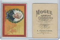 T112 Mogul Cigarettes, Toast Series, 1909, Good Wine, A Friend