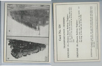 W Card, Interstate News, History, 1926, #114 Transportation, Railway